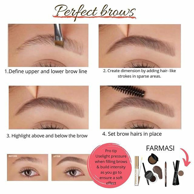 Perfect Brows With Farmasi Perfect Brows Brows Body Butter