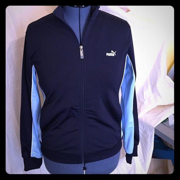 NWOT Puma jogging jacket NWOT Puma jogging jacket size L Puma Jackets & Coats