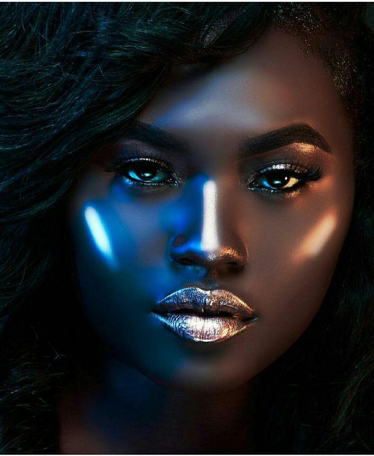 Melanin Barbie Egyptiann Queen Black Beauty Women