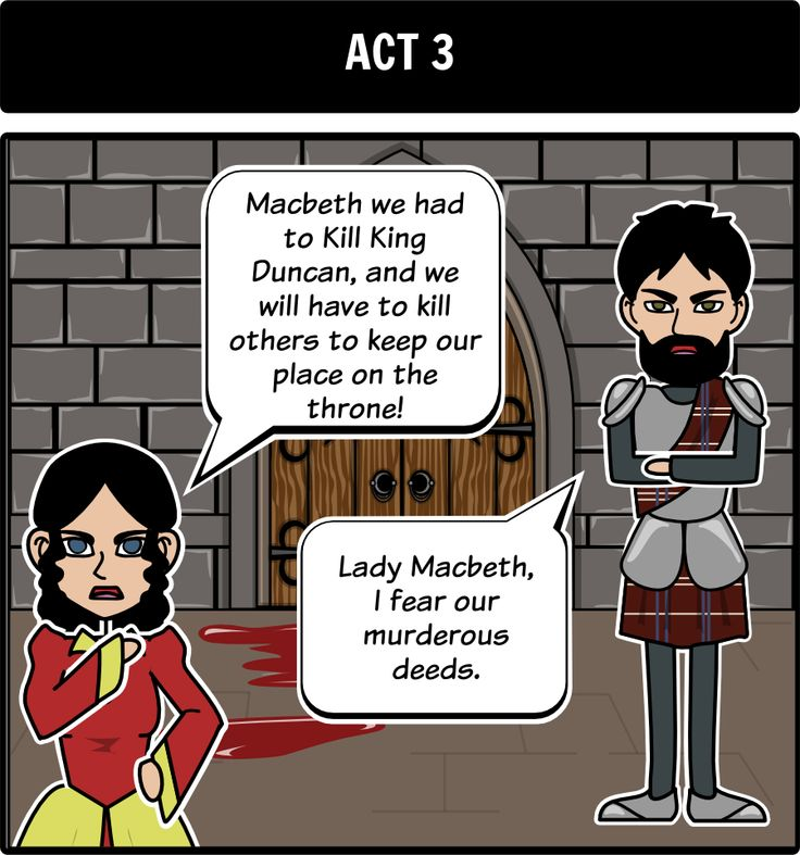 the misunderstood lady macbeth essay Also i get the picture that nothing will stop lady macbeth since she dreams of being queen and she will achieve it when macbeth returns from battle she's all over.