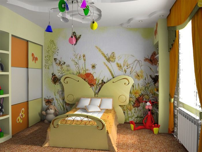 Элегантные детские кровати для девочек - http://mebelnews.com/mebel-dlya-detskoy/elegantnye-detskie-krovati-dlya-devochek.html