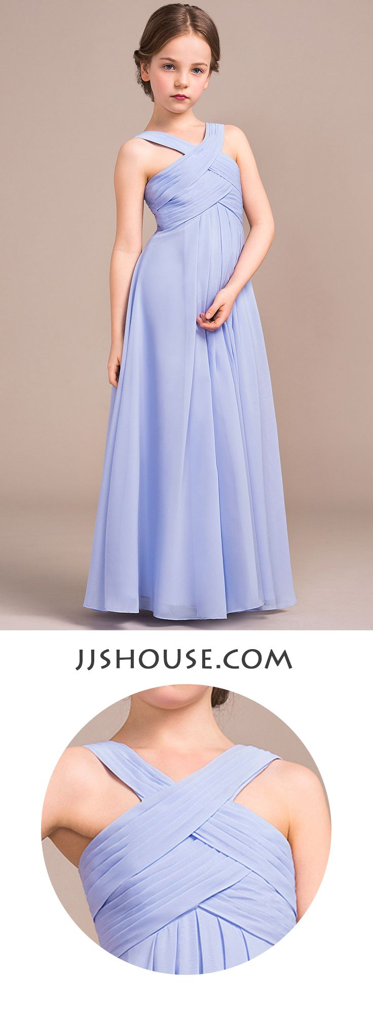 Best 25 kids bridesmaid dress ideas on pinterest pretty flower the younger girls in your party will blend seamlessly in this junior bridesmaid dress ombrellifo Image collections