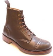 William Lennon & Co - Mens Traditional Leather Derby Boot