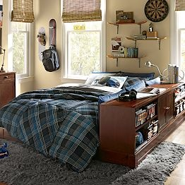 Boys Bedroom Furniture, Boys Beds U0026 Boys Headboards | PBteen