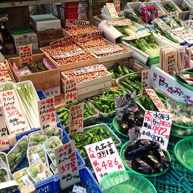Tokyo-Kyoto #3: de Tsukiji à Akihabara - Ma Récréation