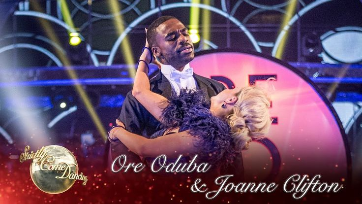 Ore Oduba & Joanne Clifton Showdance to 'I Got Rhythm' - Strictly Come D...