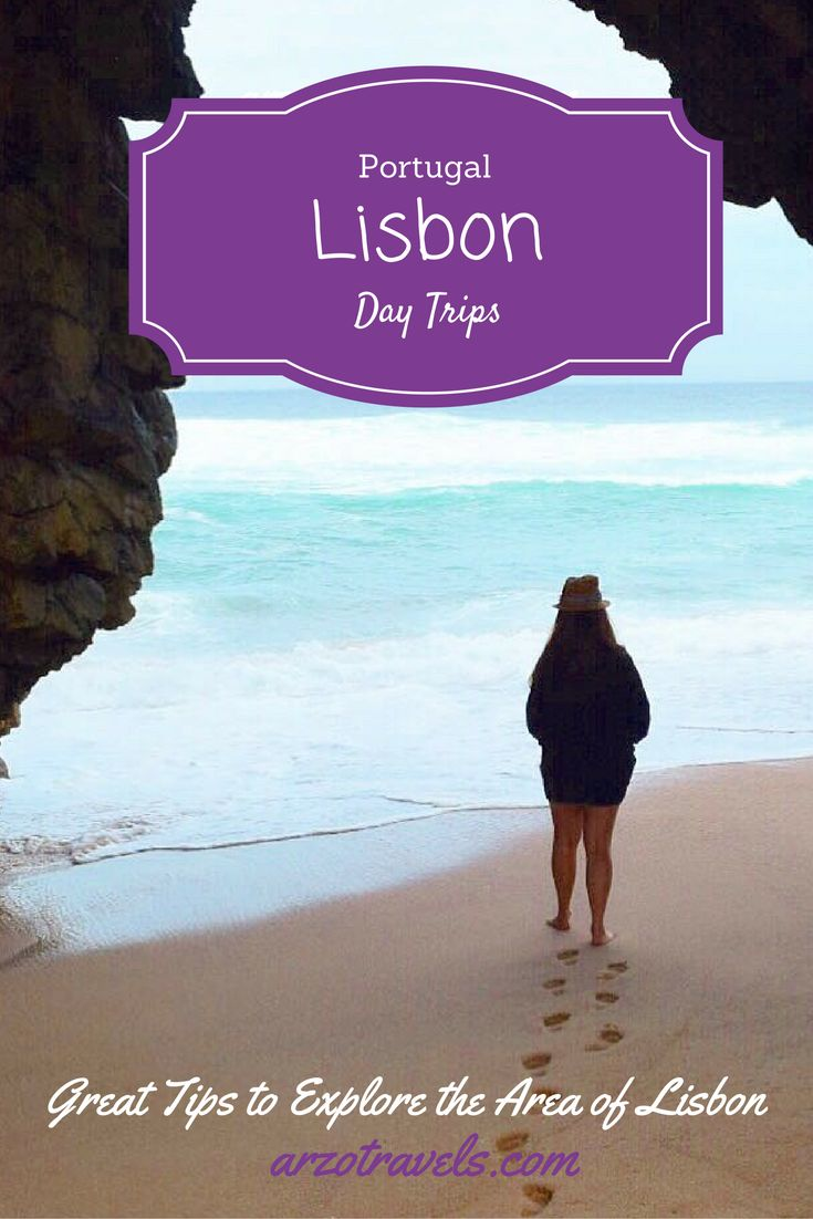 Amazing Portugal. Find tips for day trips when in Lisbon, Portugal (Adraga Beach and more)