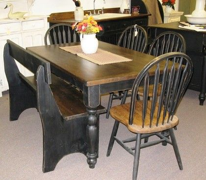 Tables and Chairs   Country Charm Furnishings   lots of nice furniture for  sale on this   Country FurniturePrimitive FurniturePrimitive Dining  19 best Primitive tables images on Pinterest   Primitive tables  . Primitive Dining Table Set. Home Design Ideas
