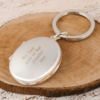 Card Factory - Personalised photo key ring - £9.99