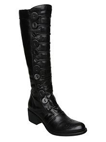 Pixie Button Boot