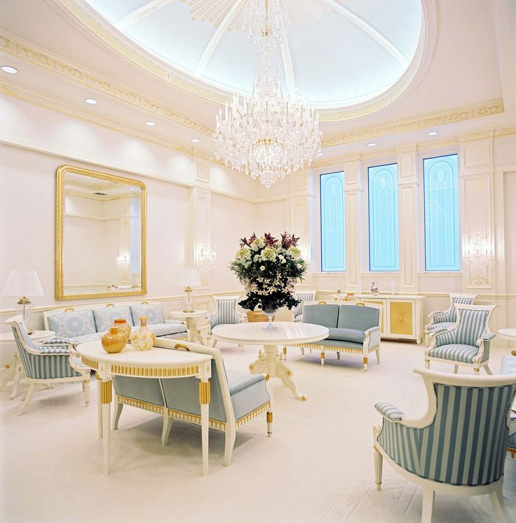 Snowflake Arizona Temple Celestial Room