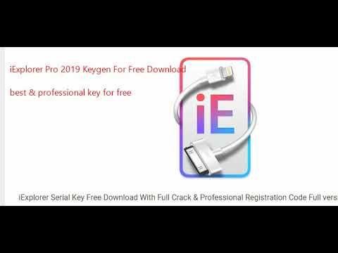 iexplorer 4 registration code crack