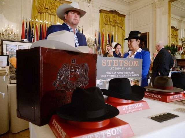 Cheerwine, crab pots, and shotgun chaps: 50 'made in America' products head to White House