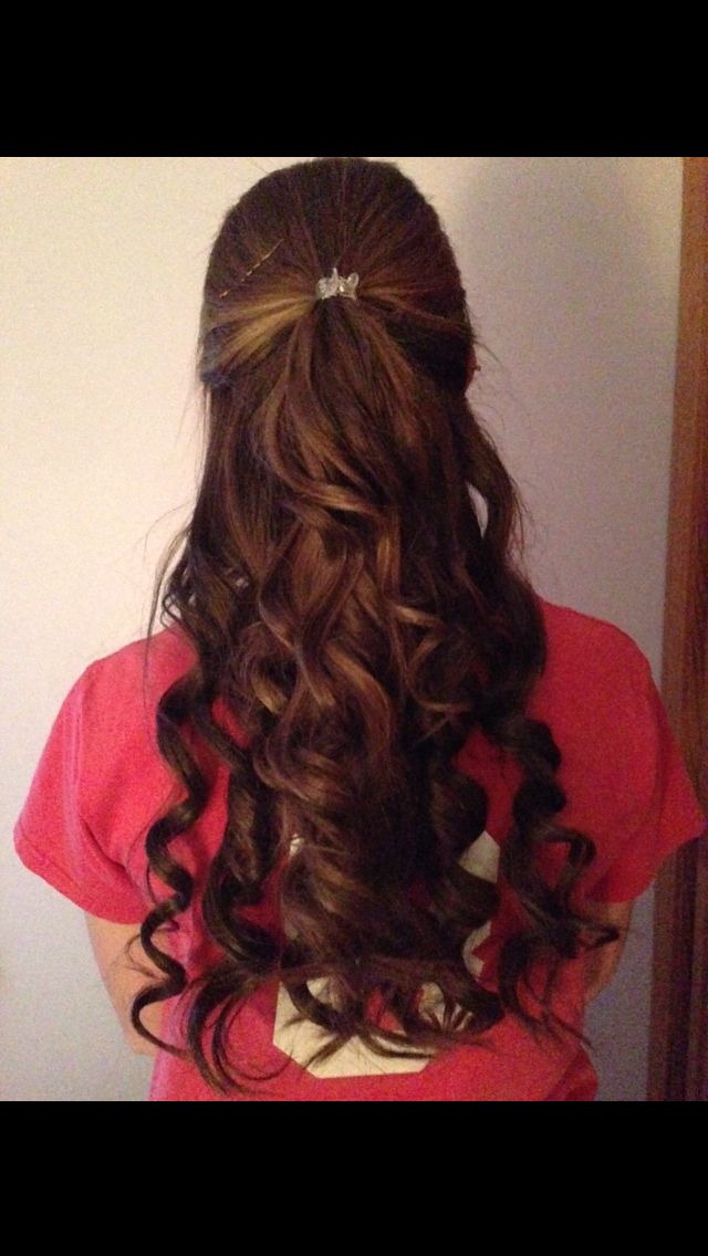 1000+ ideas about Semi Formal Hair on Pinterest | Formal ...