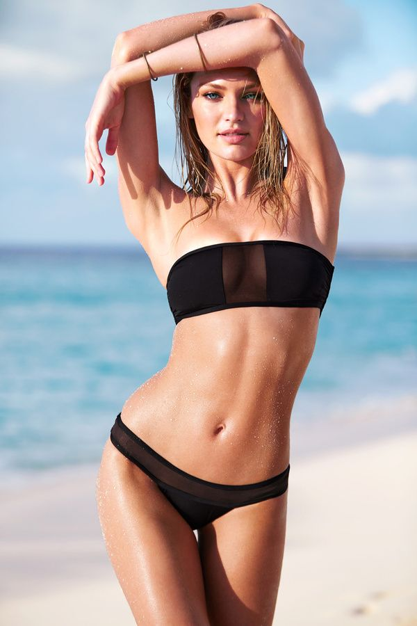 La collection de maillots de bain Victoria's Secret dans les Caraïbes