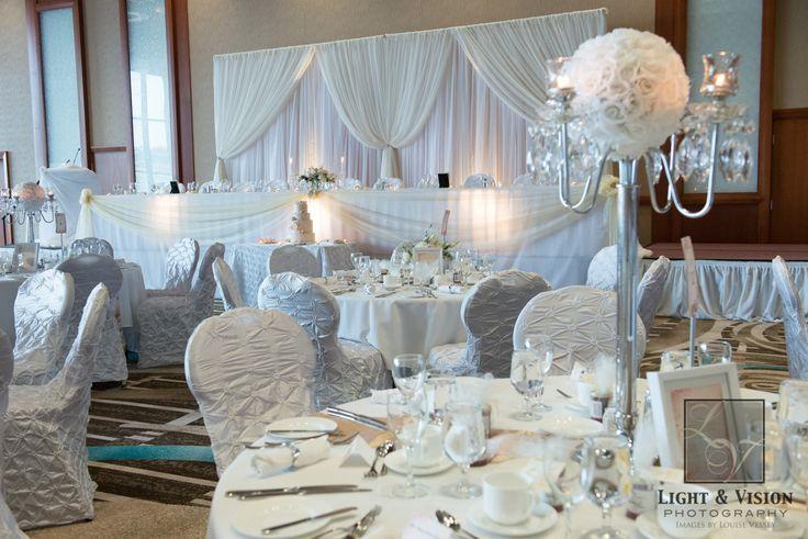 Delta Prince Edward - White Wedding