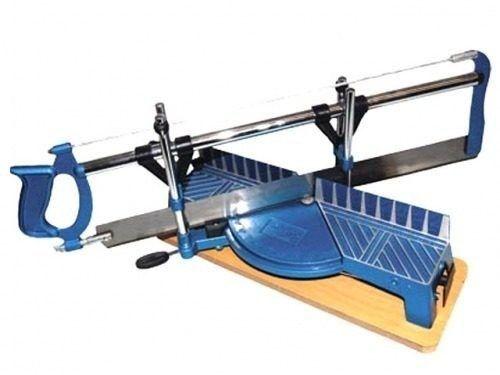 serra meia esquadria manual 550mm de lamina até 45° ajuste