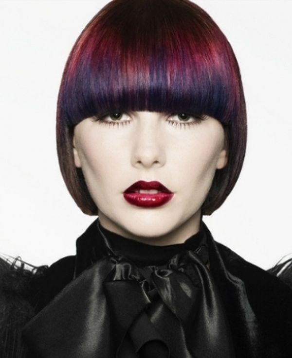20 Cool Hair Color Ideas To Try in 2013