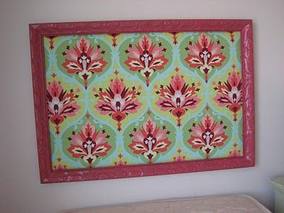 My Girls' New Headboards via www.shanty-2-chic.com with step by step instructions and photos