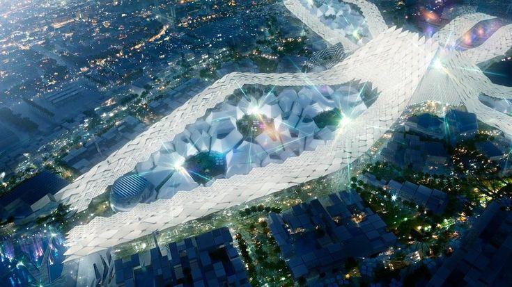 Генеральный план EXPO 2020 в Дубаи-5