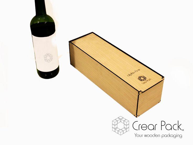 Nuestro sistema de estuche patentado Alpha Box nos permite ofrecerle diferentes opciones de personalización: - Medidas (estándard o bajo pedido) - Especie de chapa (fresno, nogal o roble) - Interiores (goma eva o espuma de poliuretano) - Grabados (en la tapa, laterales, etc) - Material de la tapa (madera o metacrilato). Más info: www.crearpack.com
