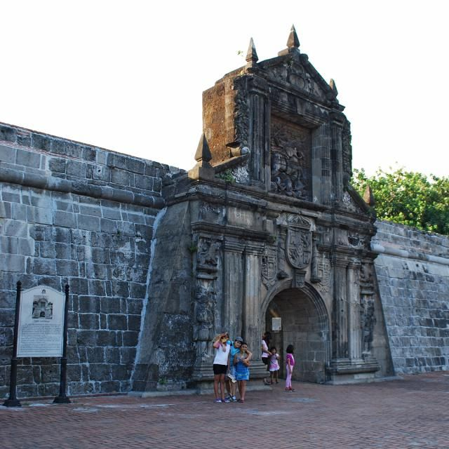 Some Indispensable Stops in Old Manila. Mother of All Manila: Fort Santiago. Built in 1571 on the smoldering remains of a palisaded Tagalog fort, Fort Santiago is arguably where Manila all began. The fort changed hands several times over the centuries - the British took over for a short period in the 1700s, the Americans used Fort Santiago as a military installation in the early part of the 20th century, and the Japanese used it as a prison and torture chamber during World War II.
