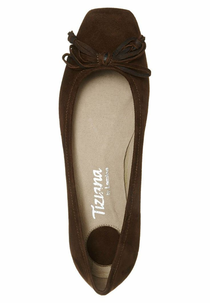 Lamica - GUBBIO - Ballet Pumps in Brown