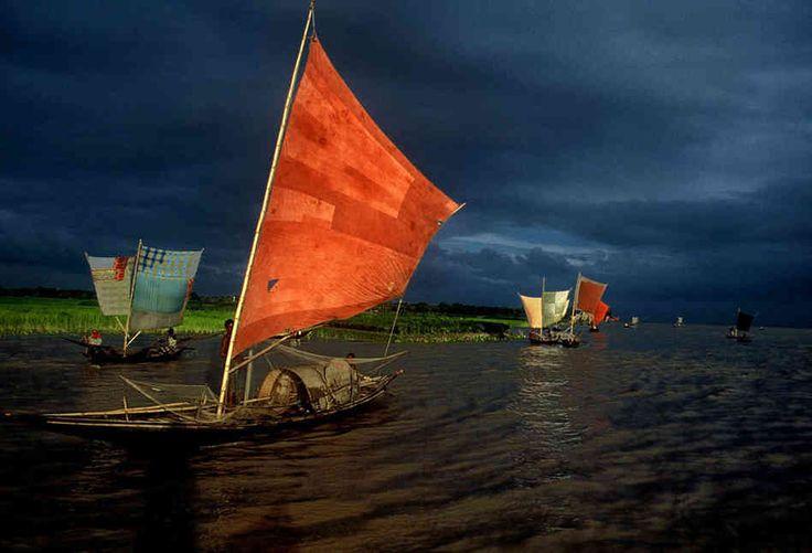 Brahmaputra River - Tibet