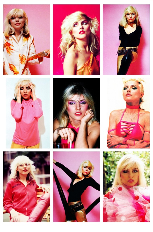 Debbie Harry of Blondie - an absolute icon. You can still see her style imitated today, she basically invented the hot rock chick.