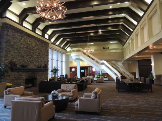 Lobby Sheraton Salt Lake City Hotel ...