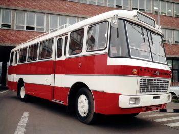 Ikarus-Steyr 666 1971-1973