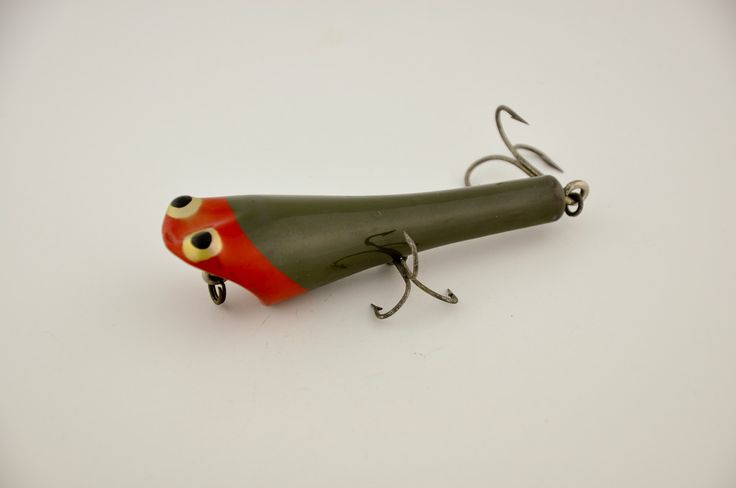 749 best images about vintage lures on pinterest for Fishing knots for lures