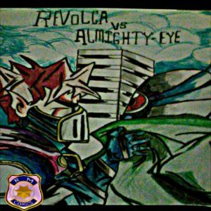 Check out the comic Revolca vs Almighty-Eye :: page 4