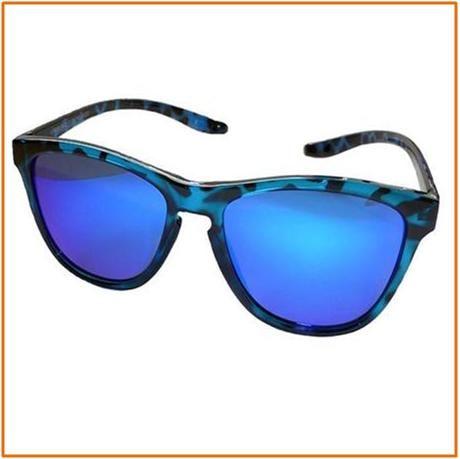 #gafas de sol polarizadas #espejo azul #varillas sistema koala. #gafas ligeras