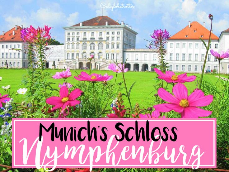 Epic The Beautiful Schloss Nymphenburg