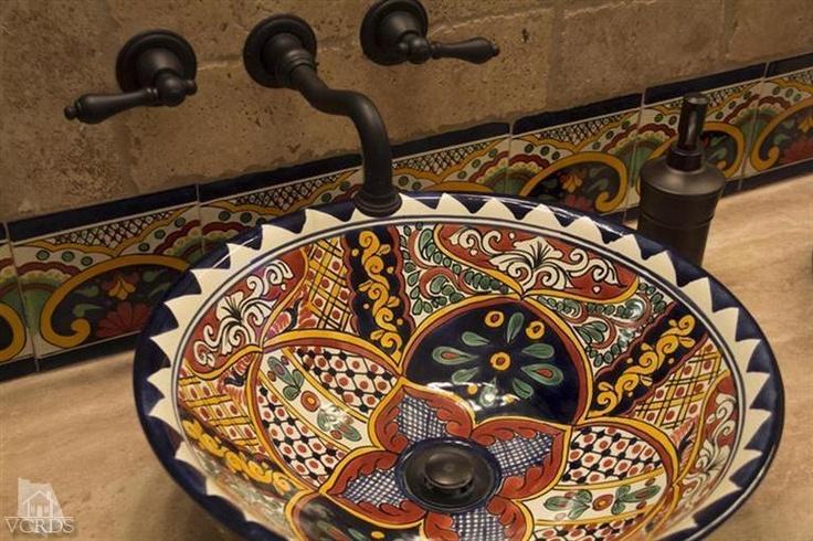 39 best tile images on pinterest dream kitchens haciendas and cozy kitchen. Black Bedroom Furniture Sets. Home Design Ideas