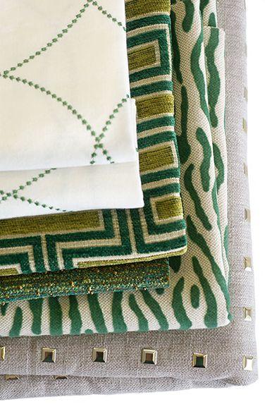 Fabricut - Color Trend Emerald