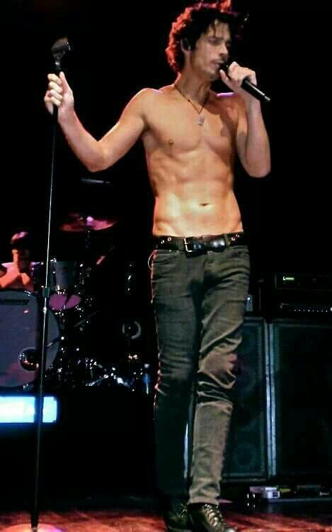 Holy Chris Cornell!!!