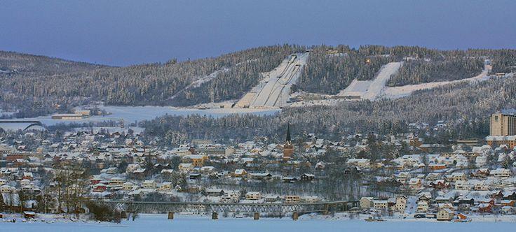 Lillehammer im Norwegen Reiseführer http://www.abenteurer.net/2491-norwegen-reisefuehrer/