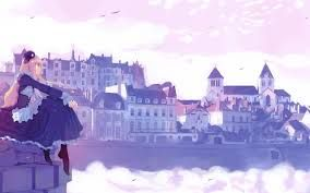 landscape anime background - Google Search