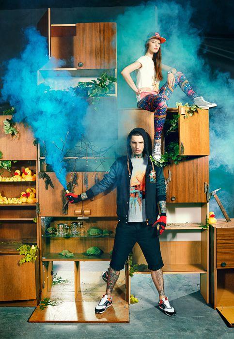 CROPP - Etamville Collection with Zuzanna Kołodziejczyk by Arkadiusz Jankowski - © Arkadiusz Jankowski Photography