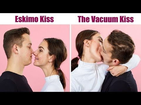15) Seven Most Popular Kinds Of Kisses - YouTube | Business