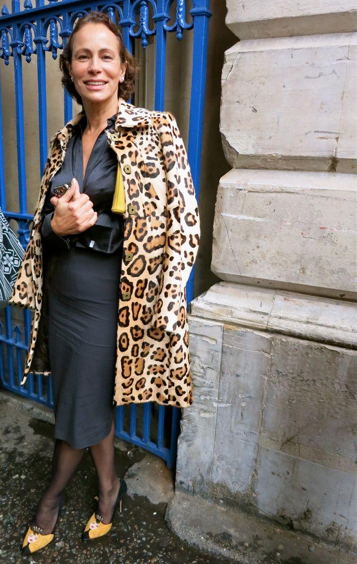 #Leopard Lady