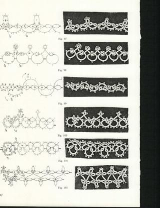 The complete book of tatting  Tatting