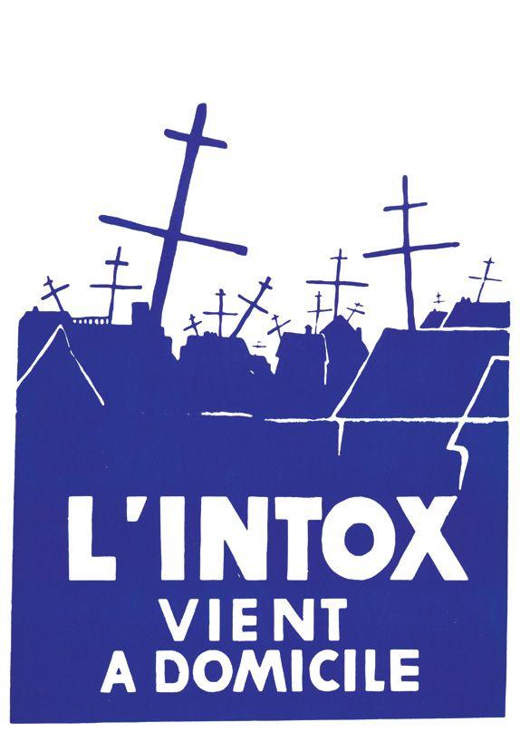 Paris protest poster, 1968