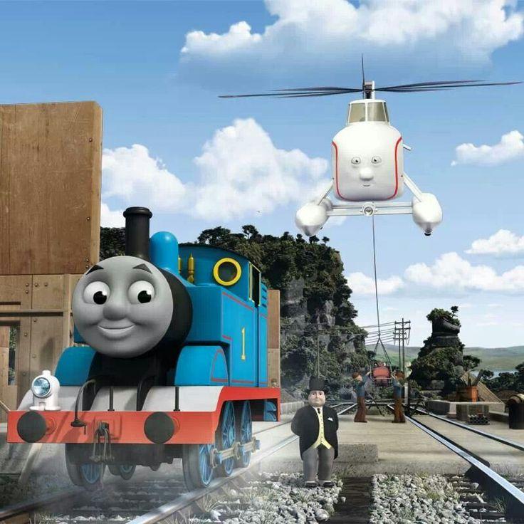 Thomas, Harold and Sir Topper Hat | I ♡ Thomas & Friends ...