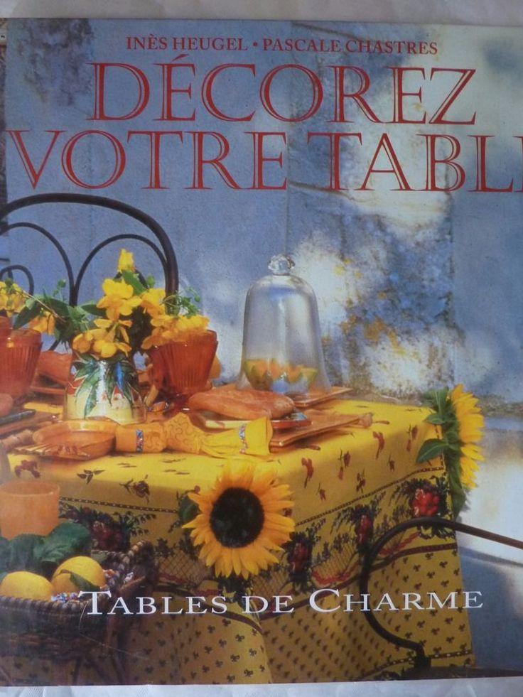 Décoration Table Repas Réception Gouter  Tables Charme