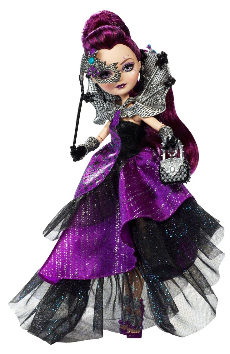 thronecoming raven queen ever after high doll ever after