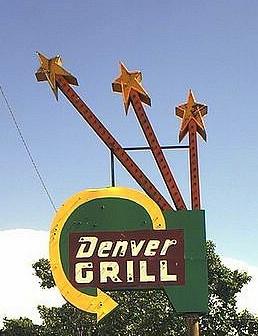 TULSA Denver Grill - dozed for The BOK Center