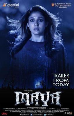 Topic: Maya Torrent : Maya Tamil Movie Torrent Download – 2015 – Nayantara, Aari | Trending On India